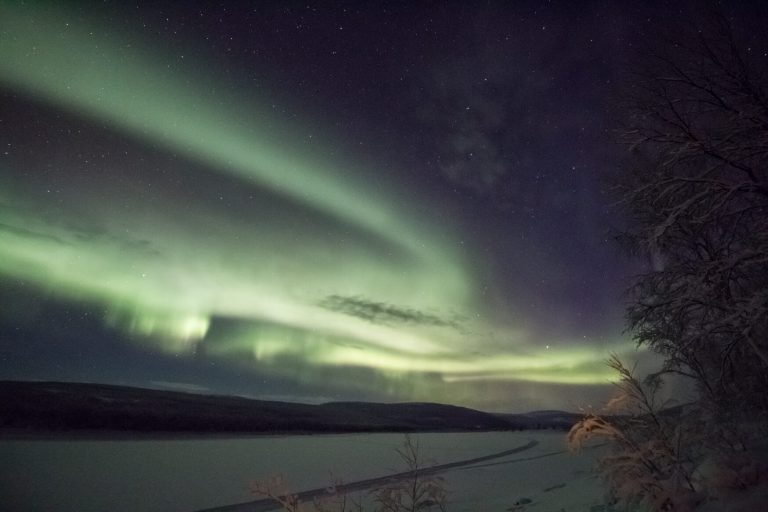 Why the solar minimum shouldn't stop you from seeing the northern lights