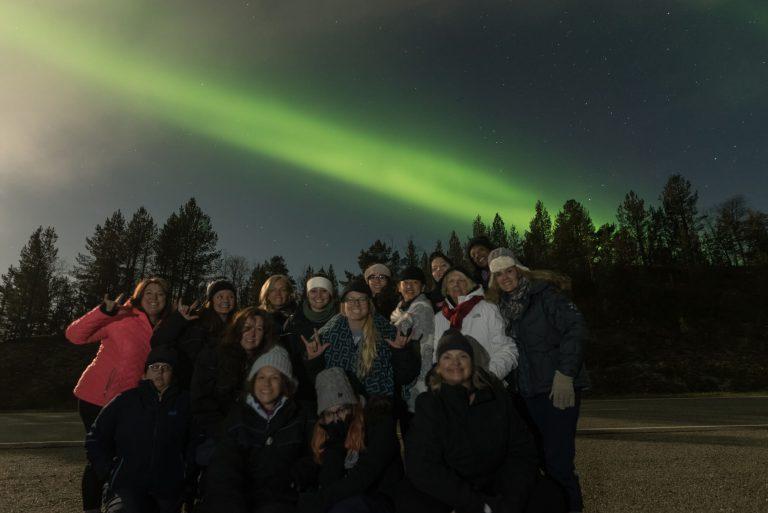 Aurora Holidays welcomes Girls Love Travel: #GLTFinland fall tour highlights