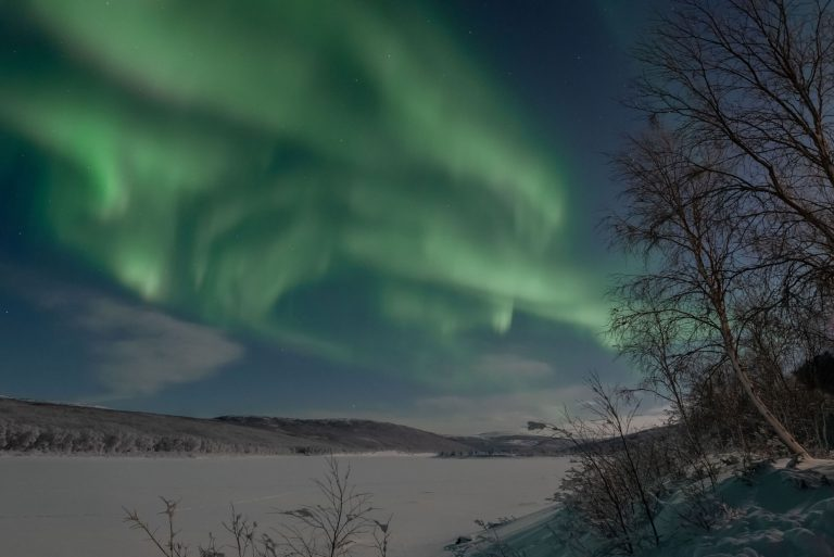 Why you don't need glass igloos to see the northern lights