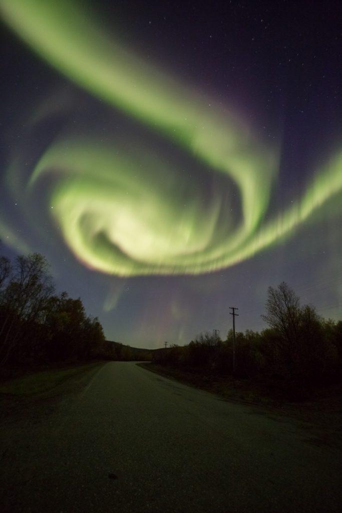 Maria Berz - Northern Lights Autumn 2